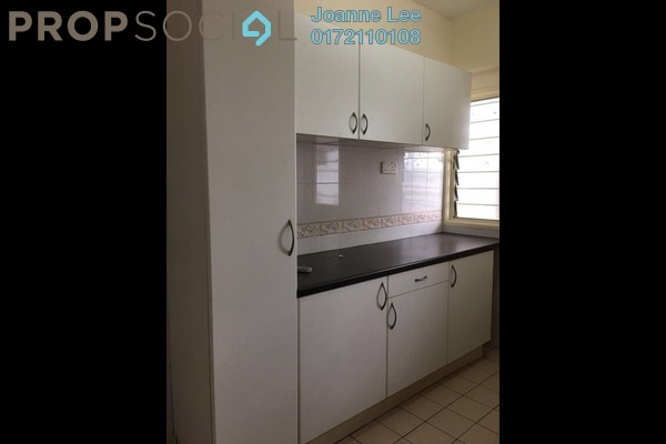 For Rent Apartment at Pelangi Apartment, Mutiara Damansara Freehold Semi Furnished 3R/2B 1.2k