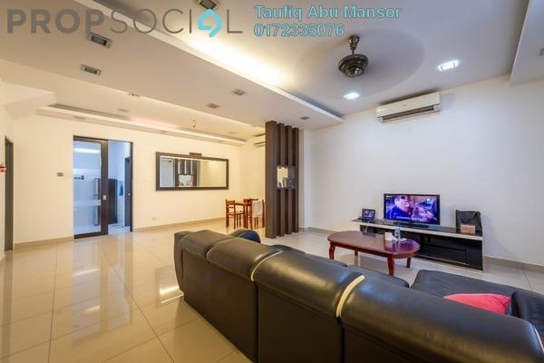For Sale Terrace at Pandan Perdana, Pandan Indah Freehold Unfurnished 3R/2B 518k