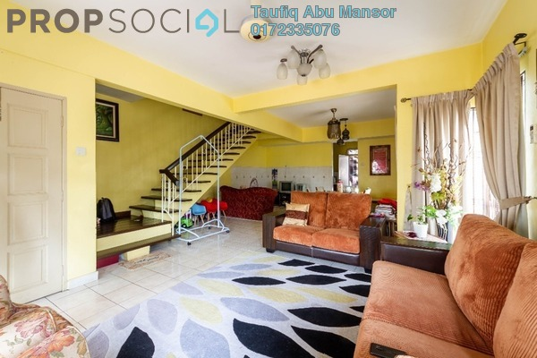 For Sale Terrace at Pandan Indah, Pandan Indah Freehold Unfurnished 4R/3B 716k