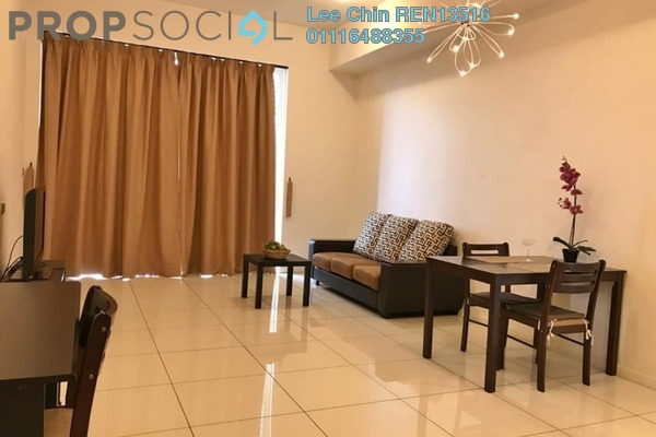 For Sale Serviced Residence at M Suites, Ampang Hilir Leasehold Semi Furnished 1R/1B 968k