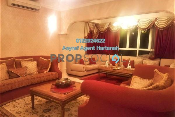 For Sale Condominium at Mont Kiara Meridin, Mont Kiara Freehold Semi Furnished 5R/6B 1.45m