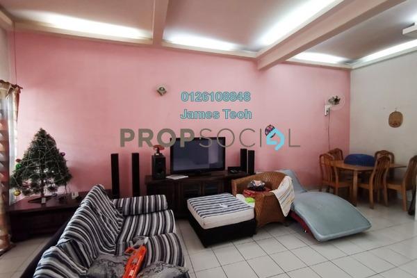 For Sale Terrace at Bandar Puteri Klang, Klang Freehold Semi Furnished 4R/3B 480k