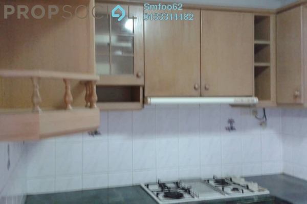 For Sale Townhouse at Section 5, Wangsa Maju Freehold Semi Furnished 3R/2B 490k