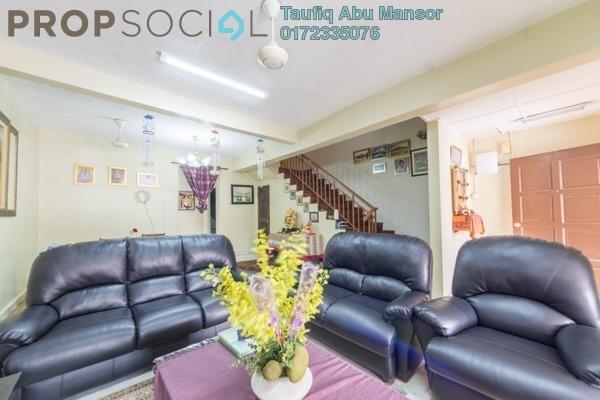 For Sale Terrace at Pandan Indah, Pandan Indah Freehold Unfurnished 4R/3B 830k