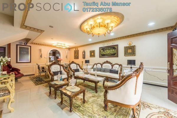 For Sale Terrace at Taman Cempaka, Pandan Indah Freehold Unfurnished 4R/3B 850k