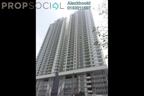 For Rent Condominium at Royal Regent, Dutamas Freehold Fully Furnished 4R/4B 2.5k