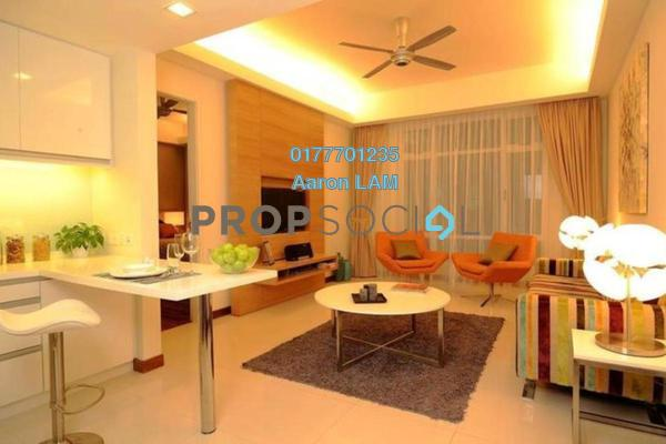 For Sale Serviced Residence at Fraser Place, KLCC Freehold Fully Furnished 2R/1B 1.1m