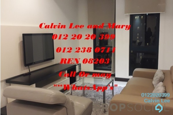 For Sale Condominium at Casa Residency, Pudu Freehold Fully Furnished 3R/2B 1.1m