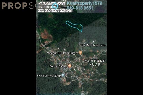 For Sale Land at Jalan Kuap, Kuching Leasehold Unfurnished 0R/0B 838k
