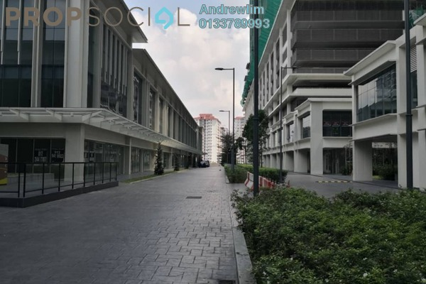 For Rent Shop at Aurora Place, Bukit Jalil Freehold Unfurnished 0R/2B 15k