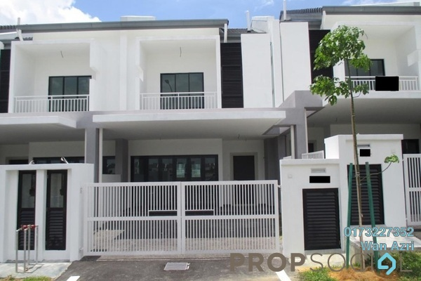 For Sale Terrace at Delfina, Nilai Impian Freehold Unfurnished 4R/3B 630k