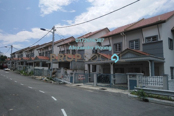 For Sale Terrace at Ukay Perdana, Ukay Leasehold Unfurnished 5R/4B 700k