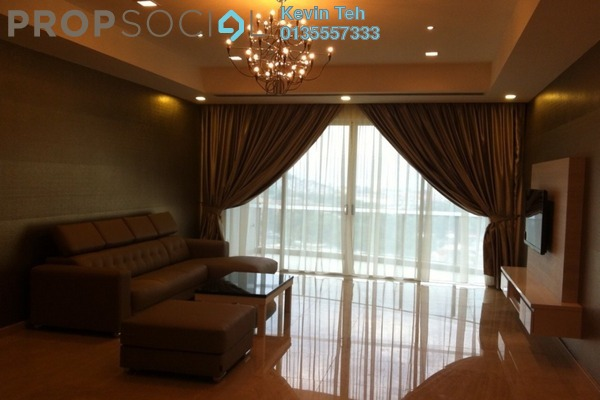 For Sale Condominium at 28 Mont Kiara, Mont Kiara Freehold Fully Furnished 3R/5B 2.3m