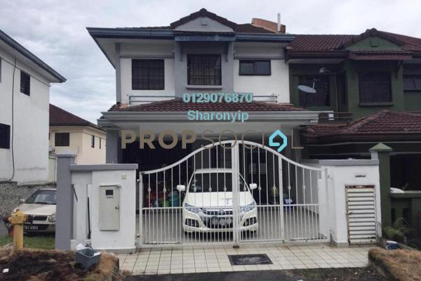 For Sale Terrace at Bandar Damai Perdana, Cheras South Freehold Semi Furnished 4R/3B 499k