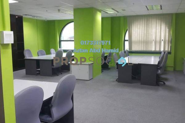 For Rent Office at Plaza Pantai, Pantai Freehold Fully Furnished 0R/0B 5k