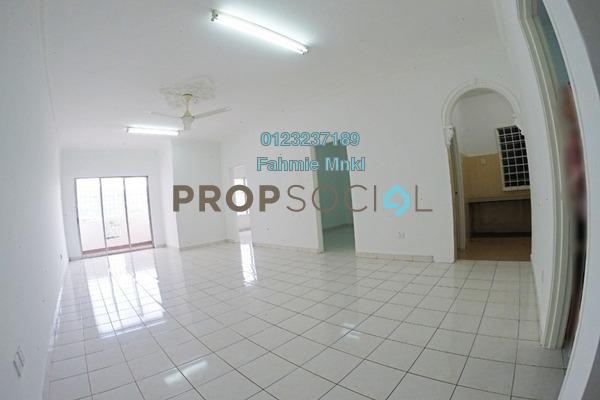 For Sale Apartment at Merdeka Villa, Ampang Leasehold Semi Furnished 3R/2B 320k