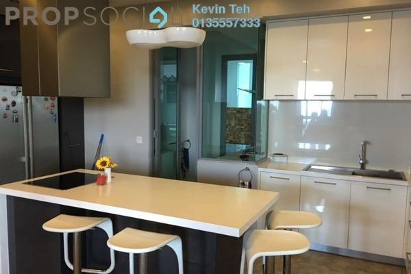 For Rent Condominium at Kiaramas Danai, Mont Kiara Freehold Fully Furnished 3R/4B 10k