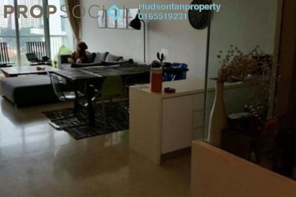 For Sale Condominium at Brunsfield Riverview, Shah Alam Freehold Semi Furnished 3R/2B 275k