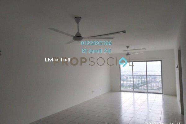 For Rent Condominium at Savanna 1, Bukit Jalil Freehold Unfurnished 3R/2B 1.6k