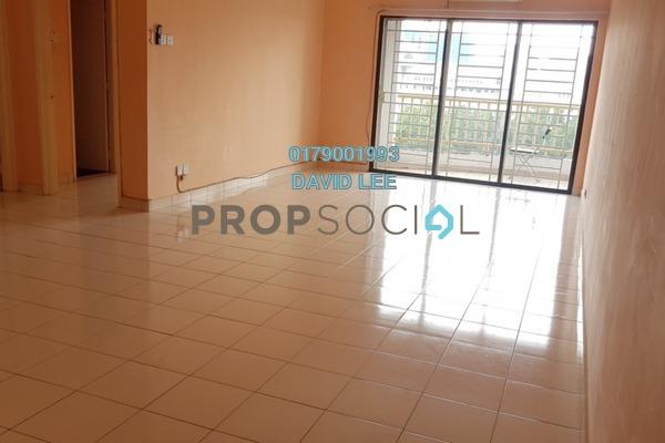 For Rent Condominium at Sri Putramas I, Dutamas Freehold Semi Furnished 3R/2B 1.4k