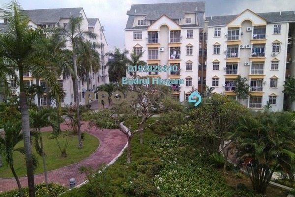 For Sale Condominium at Tiara Duta, Ampang Freehold Semi Furnished 3R/2B 450k