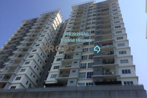For Sale Condominium at Astana Lumayan, Bandar Sri Permaisuri Freehold Unfurnished 4R/2B 480k