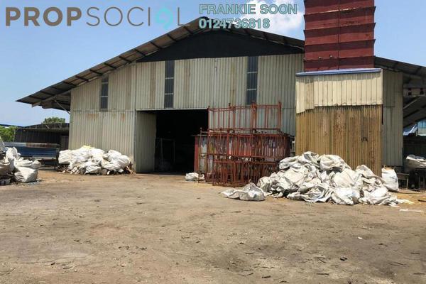 For Rent Factory at Juru Heights, Juru Freehold Unfurnished 0R/2B 10k