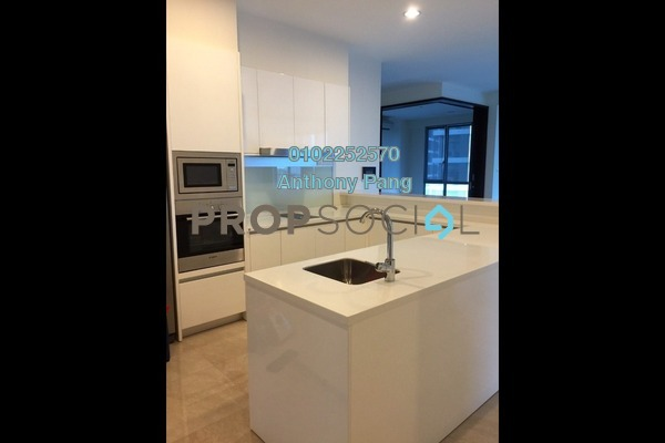 For Rent Condominium at 11 Mont Kiara, Mont Kiara Freehold Semi Furnished 4R/5B 10k