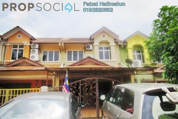For Sale Terrace at Taman Mutiara Subang, Subang Freehold Unfurnished 4R/3B 700k
