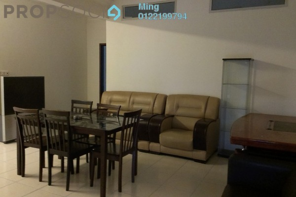 For Rent Condominium at Cyber Heights Villa, Cyberjaya Freehold Fully Furnished 4R/2B 1.4k