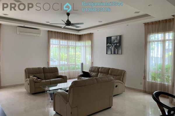For Rent Bungalow at Valencia, Sungai Buloh Freehold Semi Furnished 6R/5B 11k
