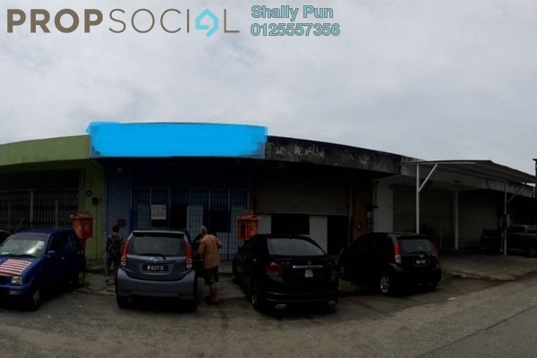 For Rent Factory at Taman Perindustrian Puchong, Puchong Freehold Semi Furnished 1R/2B 3.2k