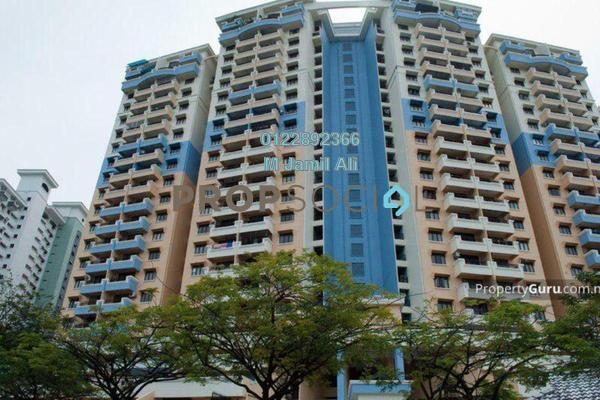For Rent Condominium at Vista Komanwel, Bukit Jalil Freehold Fully Furnished 4R/3B 1.8k