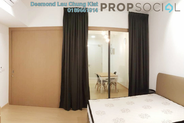 For Rent Serviced Residence at D'Sara Sentral, Sungai Buloh Freehold Fully Furnished 1R/1B 1.6k