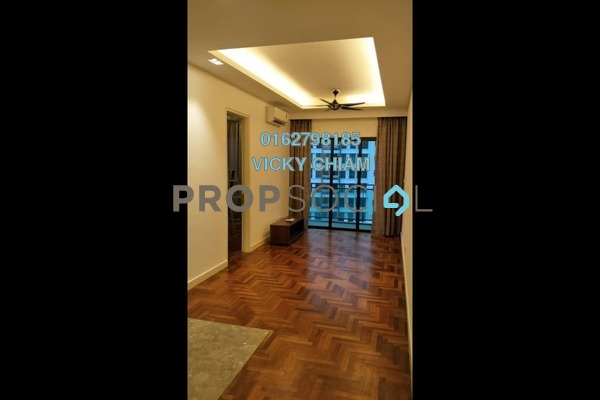 For Rent Condominium at Residency V, Old Klang Road Freehold Semi Furnished 2R/2B 1.8k
