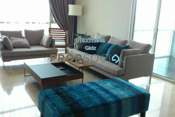 For Sale Condominium at Sunway Vivaldi, Mont Kiara Freehold Fully Furnished 4R/5B 3.19m