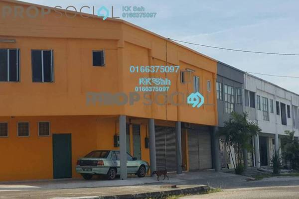 For Rent Factory at Pulau Indah Industrial Park, Port Klang Freehold Unfurnished 1R/2B 1.2k