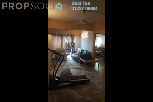 For Sale Condominium at Sri Jinjang Apartment, Jinjang Freehold Semi Furnished 3R/2B 295k