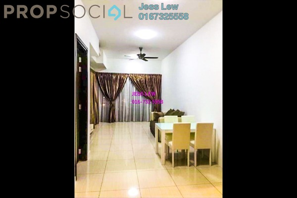 For Sale Condominium at The Elements, Ampang Hilir Freehold Fully Furnished 2R/2B 650k