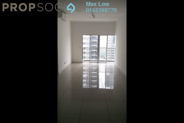 For Sale Condominium at Savanna Executive Suites, Southville City Freehold Semi Furnished 3R/2B 360k