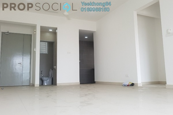 For Rent Condominium at 7 Tree Seven Residence, Bandar Sungai Long Freehold Semi Furnished 3R/2B 1.2k