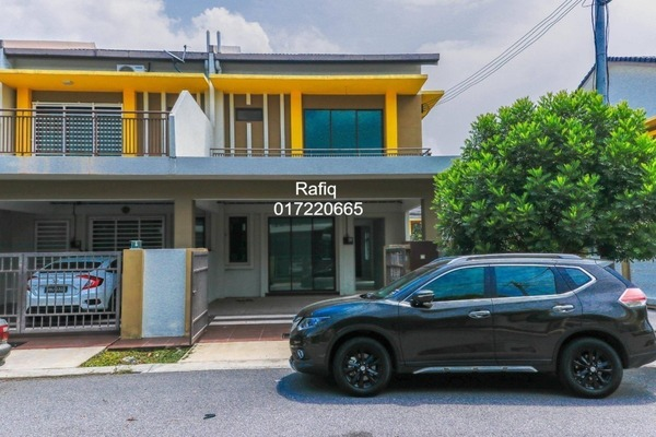 For Sale Terrace at D'Mayang Sari, Nilai Freehold Unfurnished 4R/3B 600k