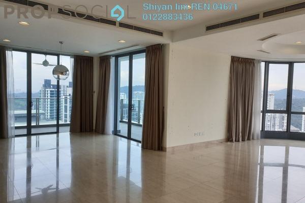For Sale Condominium at 11 Mont Kiara, Mont Kiara Freehold Semi Furnished 5R/6B 3m