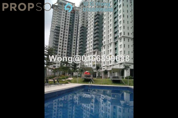 For Sale Condominium at Metropolitan Square, Damansara Perdana Freehold Fully Furnished 4R/3B 875k