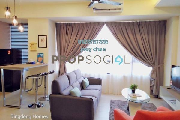 For Rent SoHo/Studio at Tamarind Suites, Cyberjaya Freehold Fully Furnished 0R/1B 1.4k