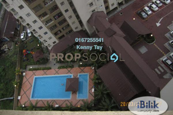 For Rent Condominium at Vista Mutiara, Kepong Freehold Semi Furnished 3R/2B 1.15k