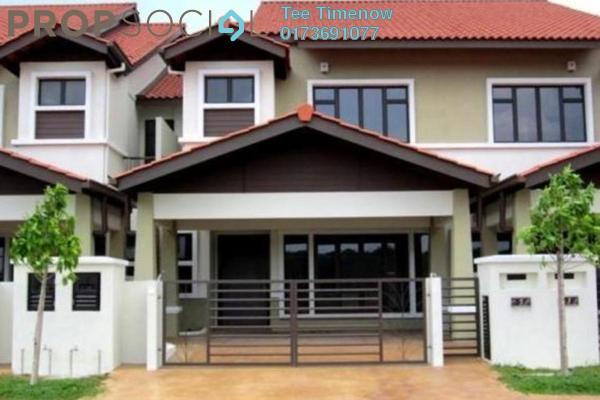 For Sale Terrace at Bandar Mahkota Banting, Banting Freehold Unfurnished 4R/3B 428k