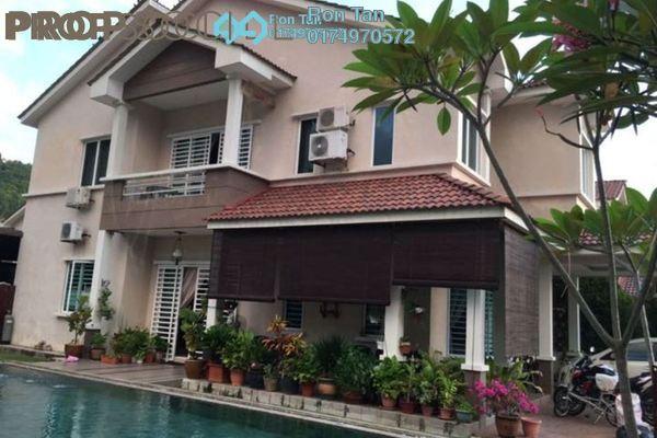 For Sale Bungalow at Pinang Village, Balik Pulau Freehold Fully Furnished 5R/6B 1.7m