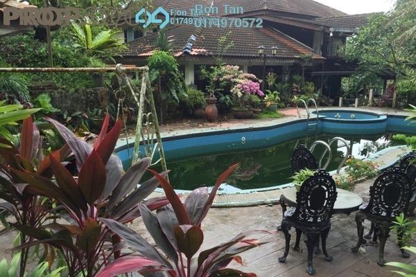 For Sale Bungalow at Jalan Balik Pulau, Balik Pulau Freehold Fully Furnished 4R/3B 2.9m