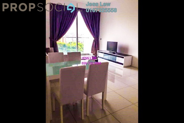 For Sale Condominium at M Suites, Ampang Hilir Freehold Fully Furnished 1R/1B 780k